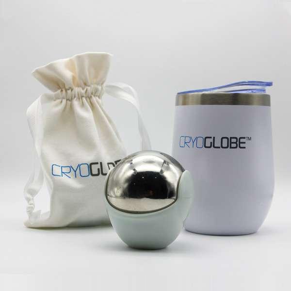 CryoGlobe off white