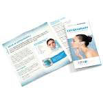 cryotherapy leaflets