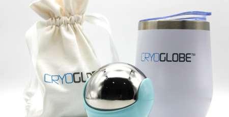 CryoGlobe ice blue